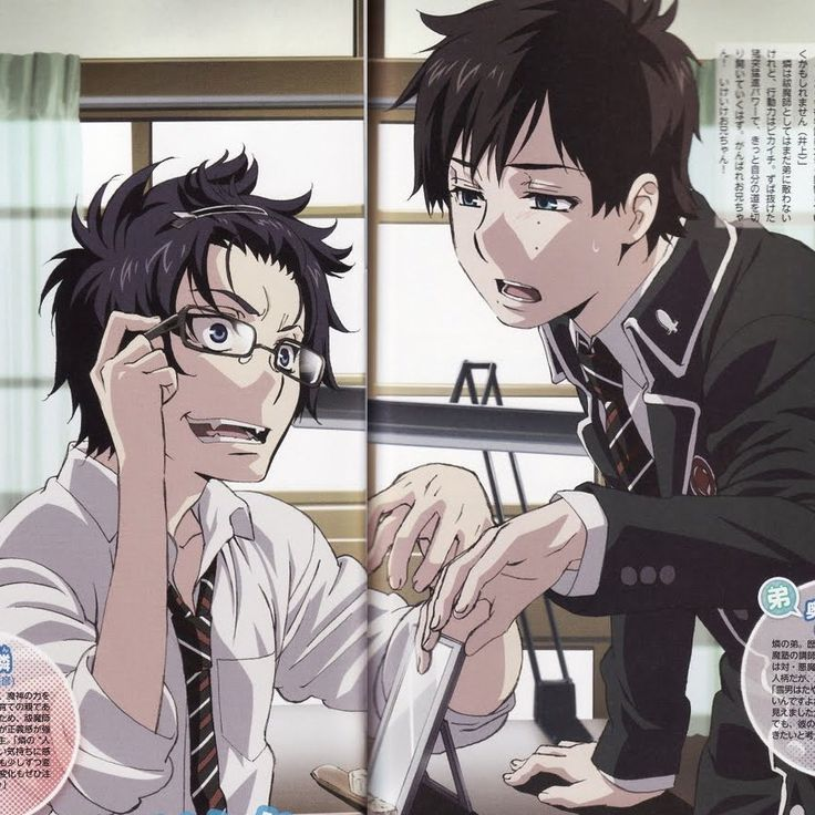 blue exorcist - Google Search
