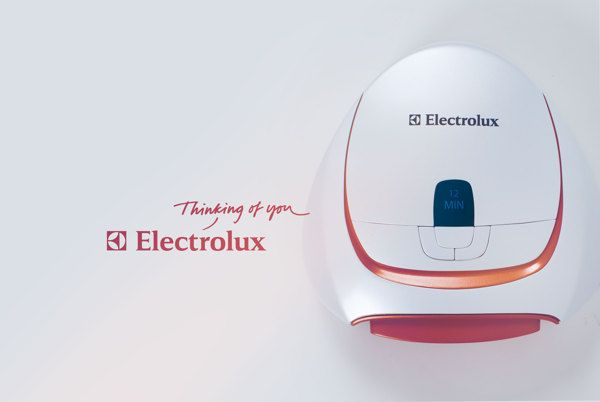 Robot Vacuum - Electrolux on Behance