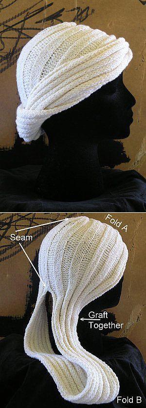 Cap-turbante / Cappelli / SECOND STREET