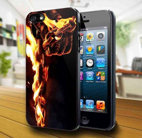 Chai of Fire iPhone 5 Case | kogadvertising - Accessories on ArtFire