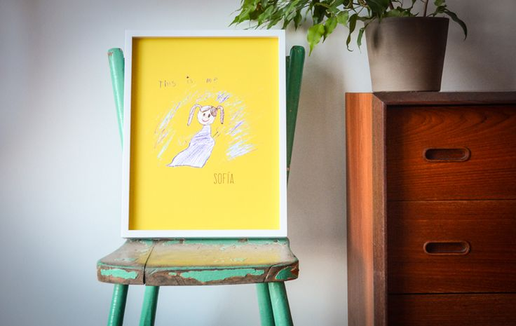 Tuta & Coco - Preserve your Child's Drawings | Roasted