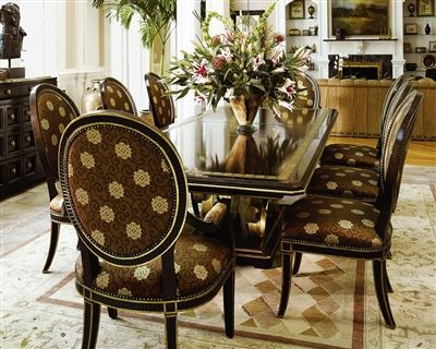 94 best images about Luxury Dining Room Furniture on Pinterest ...