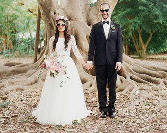 Bruiloft rok rok Bridal Tulle rok Pastel van JurgitaBridal op Etsy