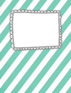 Lesson Plans & Lattes: Teacher Binder
