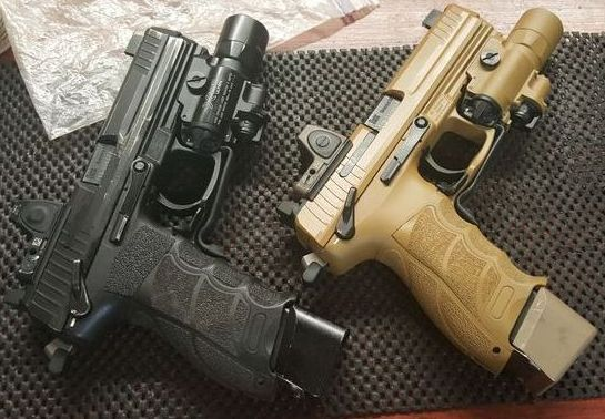 HK P30 pair with kit Find our speedloader now!  www.raeind.com  or  http://www.amazon.com/shops/raeind