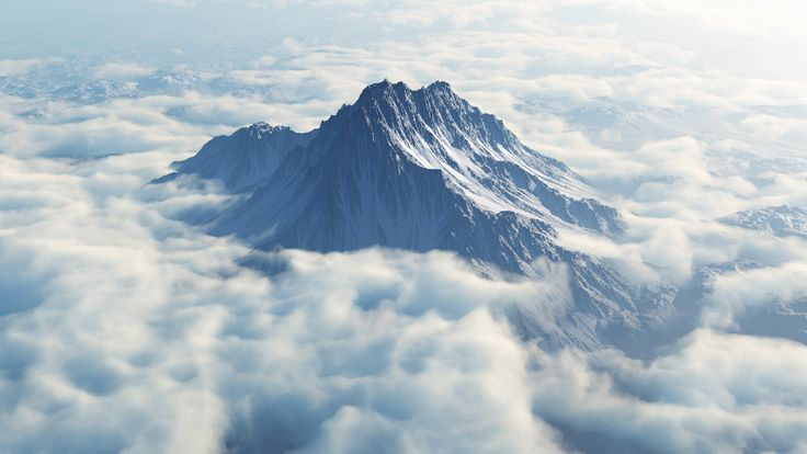 Mt Olympus, home of the gods.