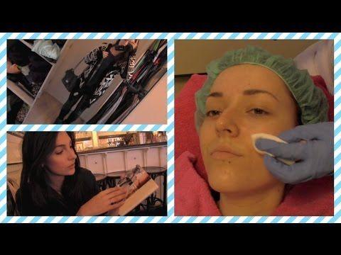 Beautygloss vlog 53 ❤ Peeling, lunch Anna, kantoor