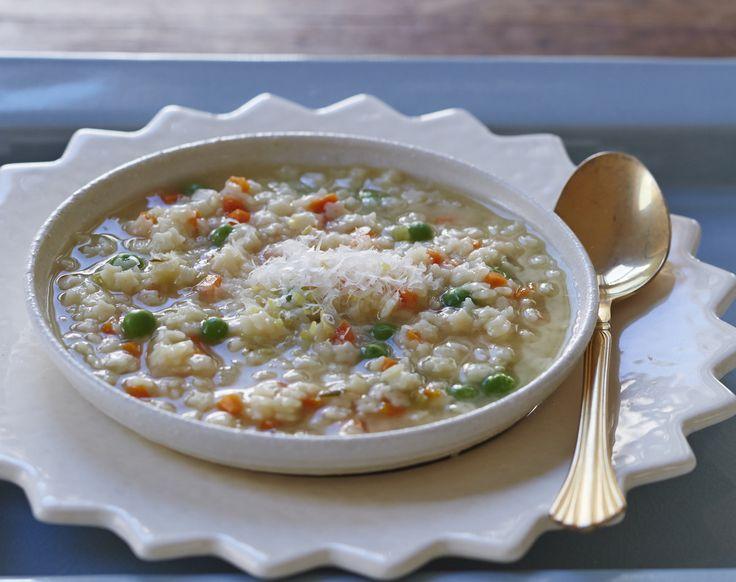 Pastina Soup Giada De Laurentiis