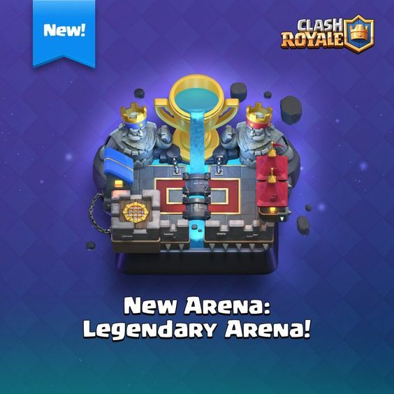 Arena 11 Clash Royale