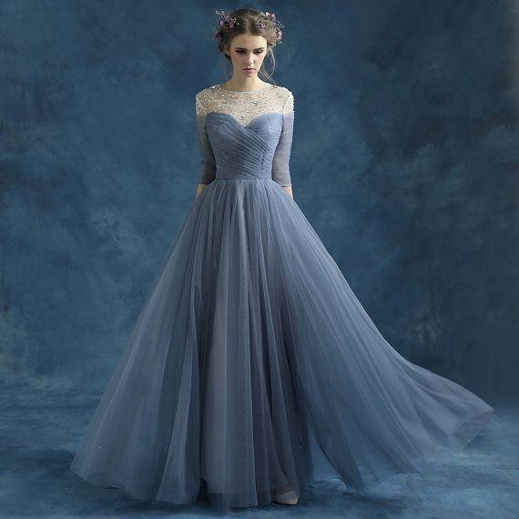 17 meilleures id es propos de demoiselle d 39 honneur grise sur pinterest robes de demoiselle d. Black Bedroom Furniture Sets. Home Design Ideas