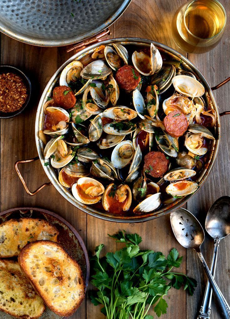cataplana portuguese seafood stew