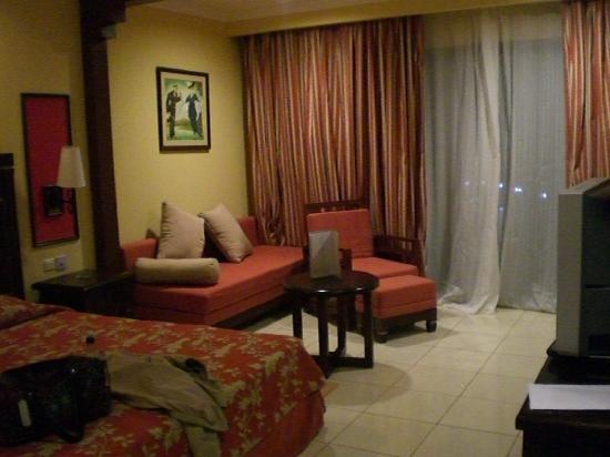 Room at Laguna Azul