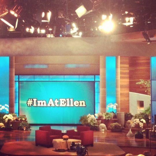 Would love to get tickets to see @Ellen DeGeneres  someday!!! :) would be awesome!!!