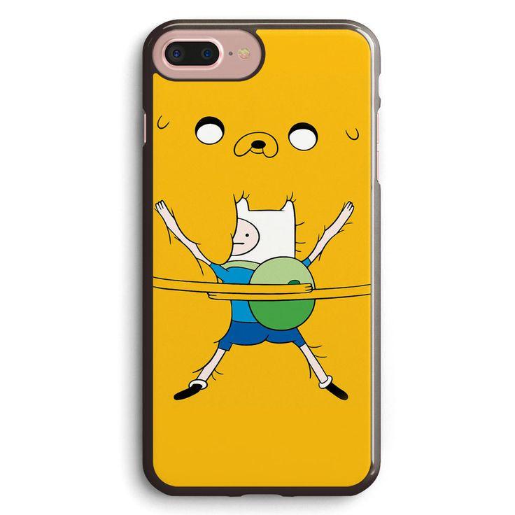 Finn & Jake Hug Apple iPhone 7 Plus Case Cover ISVG536