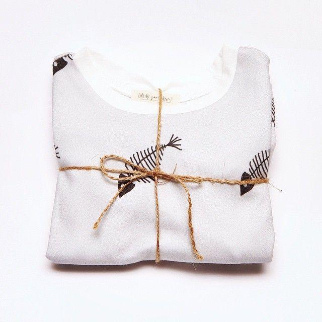 Grey fishbone pyjama's are alive and kicking on bycclothing.com  #grey #fishbone #fish #organic #organiccotton #ecofriendly #nontoxicink #waterbasedink #pyjamas #handmade #vancouver #canada #babyswag #crayonkids #fashionkids #ootd #bycclothing #breakyourcrayons