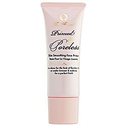 Too Faced Primed & Poreless. I dont use this everyday, just when I need my pores covered! Works very well!