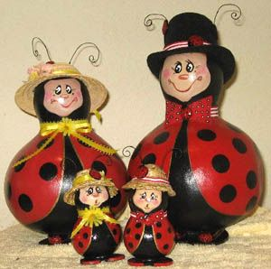 Crafts With Gourds | CR's Crafts - Largest Variety of Doll Supplies and Bear Supplies ...