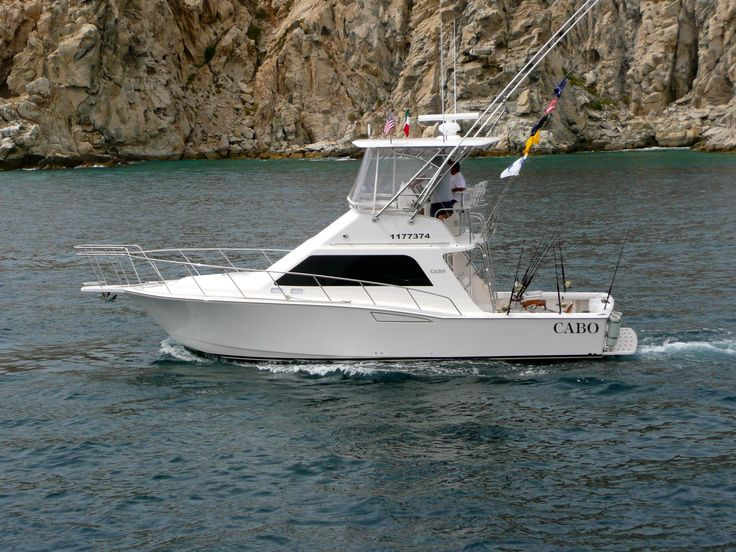caboyachts 35 Flybridge 2001 for sale by kusleryachts