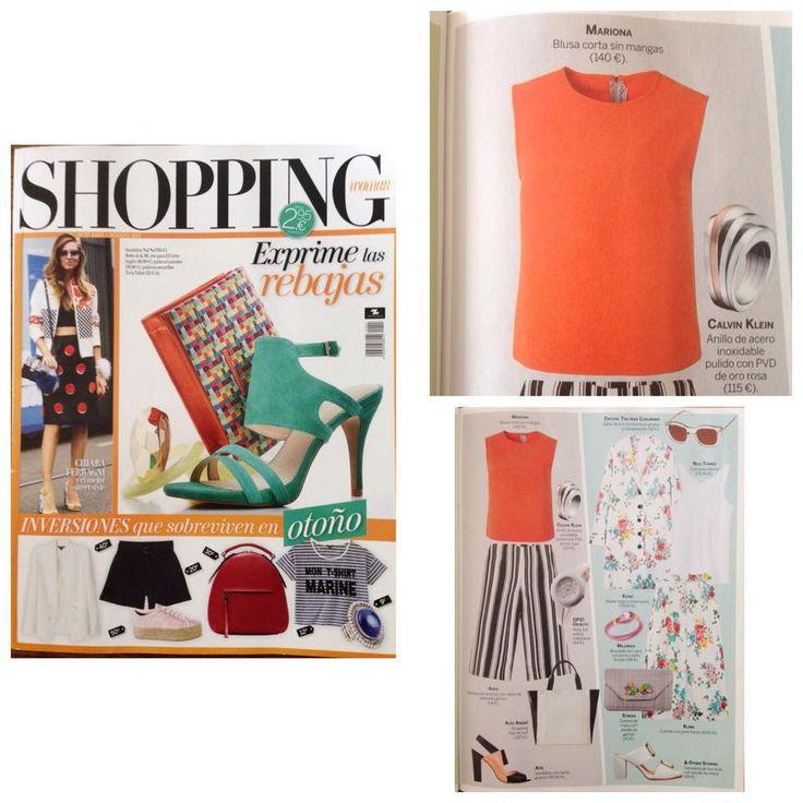 Mariona shop en Shopping Woman