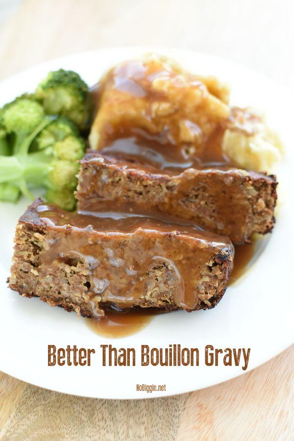 Better Than Bouillon Gravy Recipe Easy Gravy Homemade Gravy Chicken Gravy Recipe