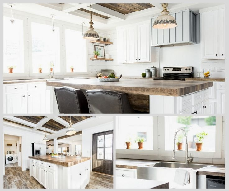 149 best Farmhouse Design Ideas for Manufactured Homes images on ...