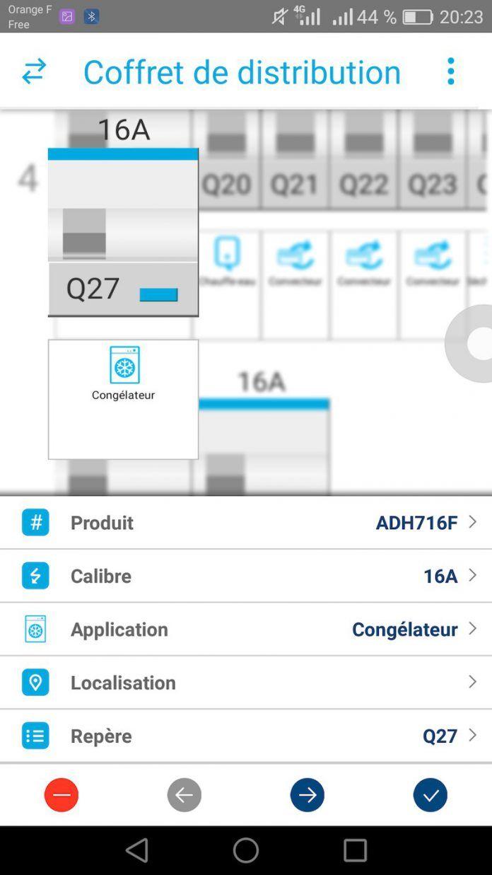 Hager Ready Une Application Pour Votre Tableau Electrique Tableau Electrique Electricite Schema Schema Unifilaire