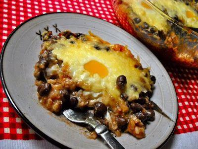 southwest breakfast casserole - Budget Bytes