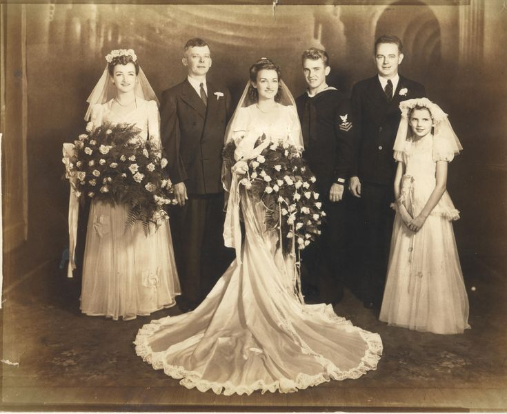 71 Best Images About Vintage Wedding Photos On Pinterest