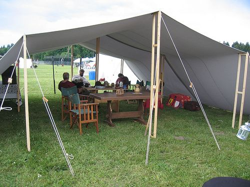 great outdoors tents instructions