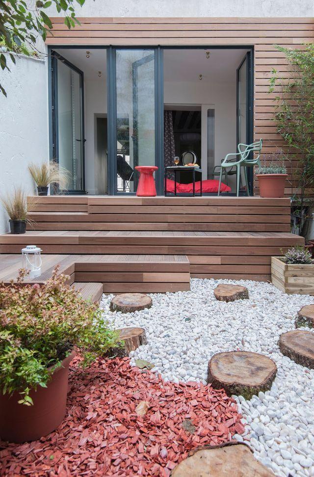 12 best Jardin et terrasse images on Pinterest Architecture - drainage autour d une terrasse