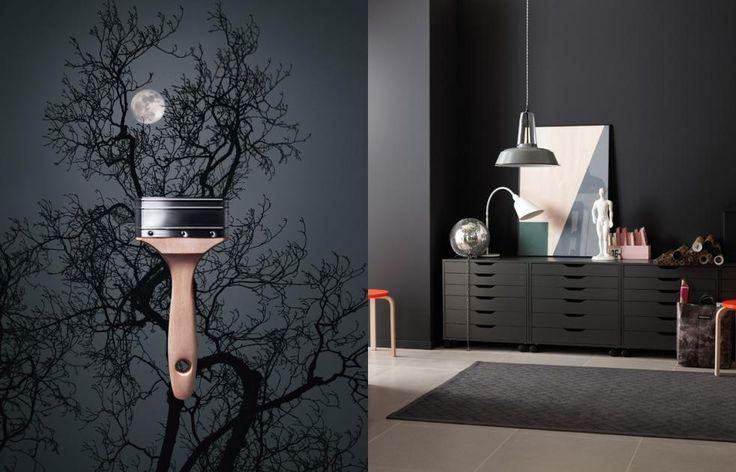 Schoner Wohnen Farbe Luna Mit Bildern Schoner Wohnen Farbe Schoner Wohnen Trendfarbe Schoner Wohnen Wandfarbe