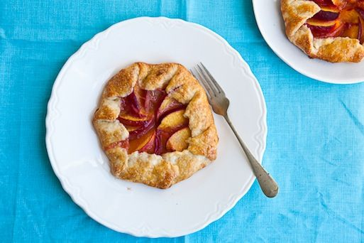peach crostata recipe | Sweets & Treats | Pinterest | Peaches and ...