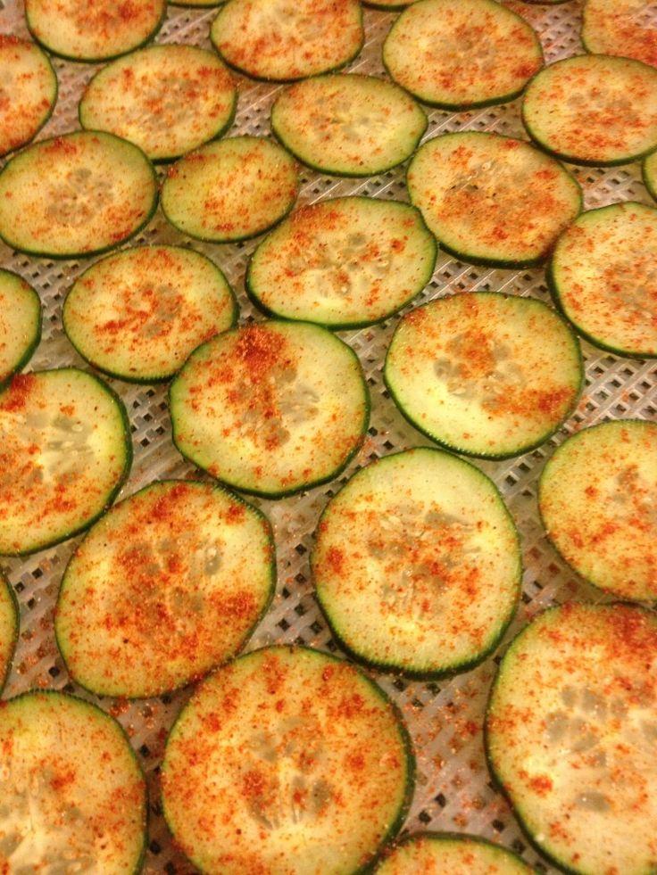 InJohnnasKitchen Cucumber BBQ Chips