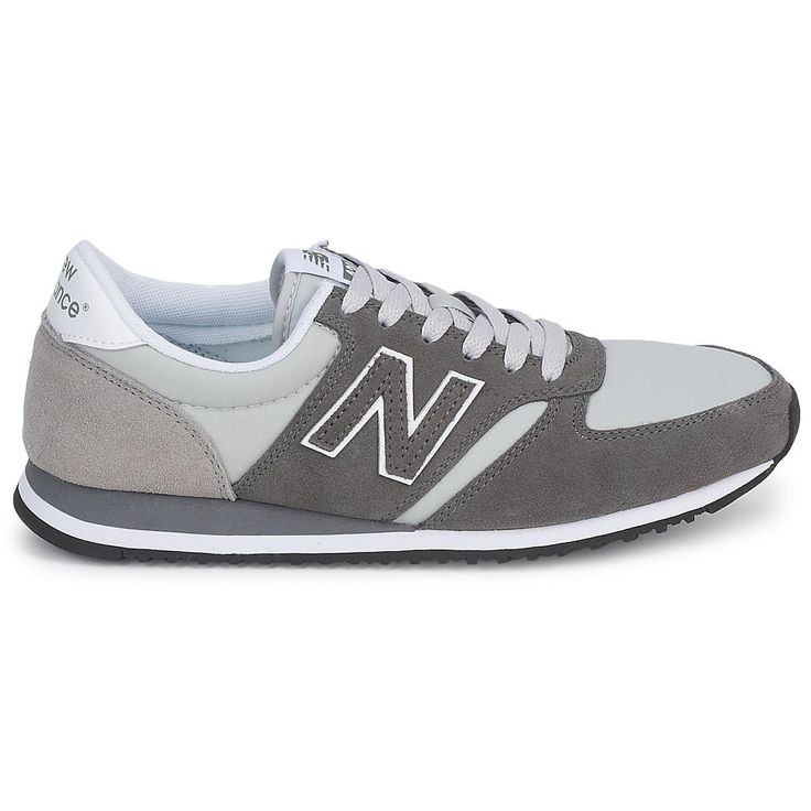 New Balance 420 Women's Grey Grey White U420