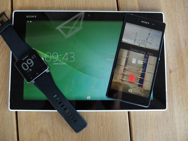Vous cherchez une excellente Tablette numérique. Apple vous donne des boutons. Alors lisez mon article sur la Xperia Z2 tablette.