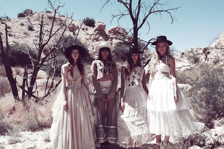 Even Cowgirls get the Blues, WILDFOX,SS2012