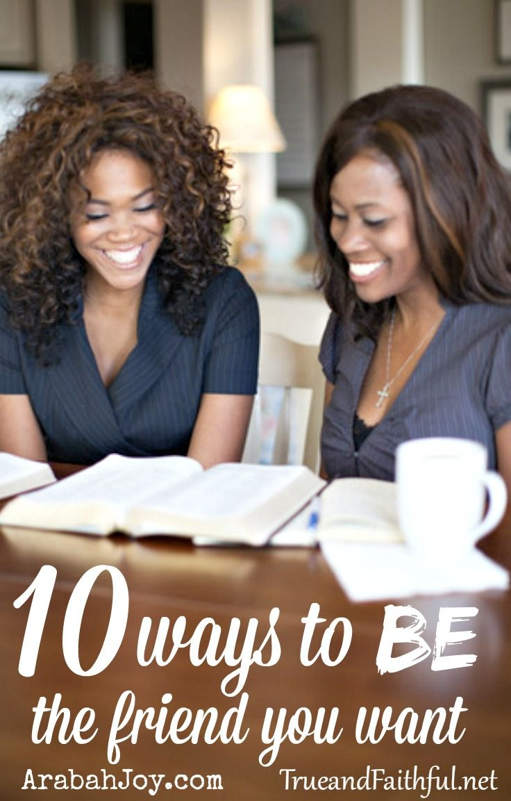 Friendship | Making friends | 10 ways to grow Christian friendship.