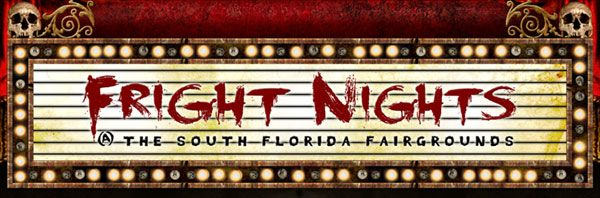 #HappyHalloween !  Check out Fright Nights at the South Florida Fair Grounds tonight for some spooky, sober fun!