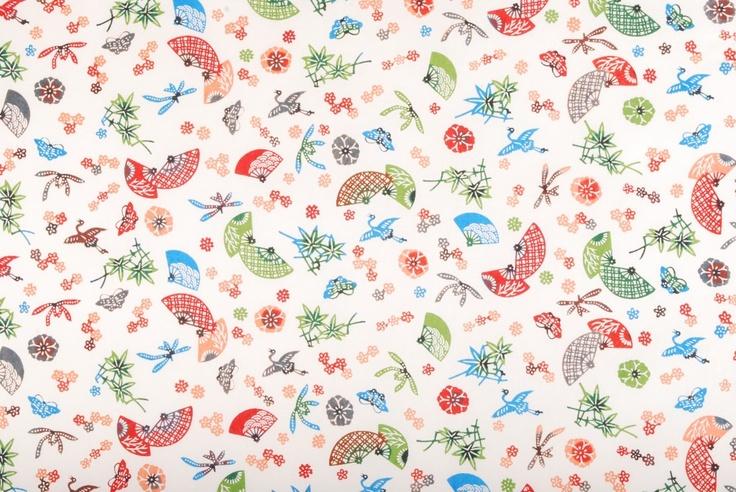 Japansk silketrykket papir | Norway Designs