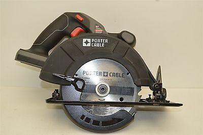Porter Cable PC186CS 18V 6 1/2 Cordless Circular Saw BARE TOOL