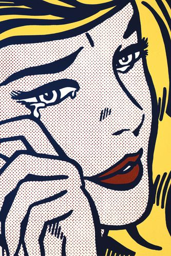 Centre Pompidou Virtuel - Visite dans l'exposition Roy Lichtenstein