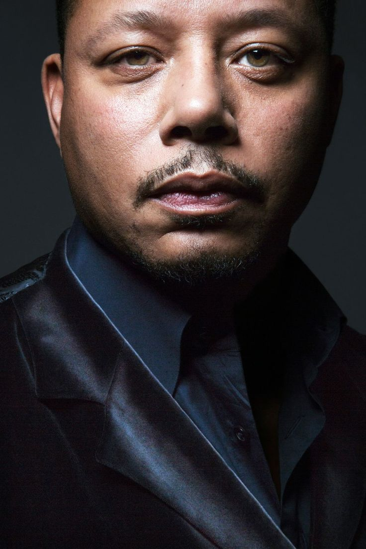 """Everything I do with Luscious is still me,"" 'Empire' star Terrence Howard says. ""I just change the frequency."""