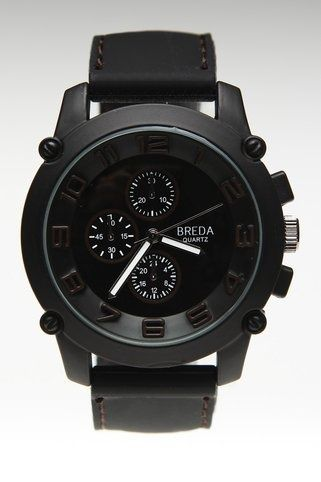 Men's watch; I'd buy this for Andy in a heartbeat! Beautiful
