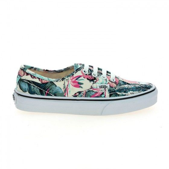 #Bessec Tennis #VANS AUTHENTIC TROPICAL Multicolore à 75€ à retrouver sur www.bessec-chaussures.com !