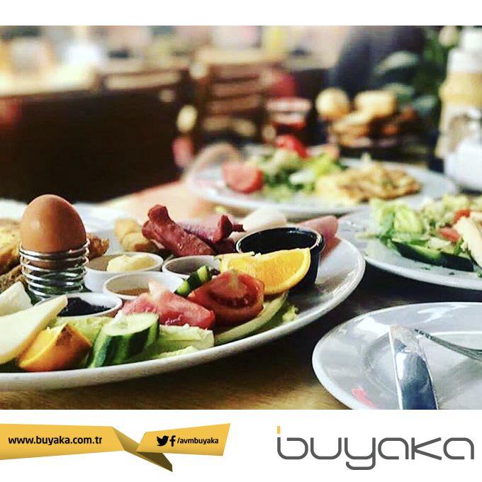 Günaydın! :) Tüm sevdiklerinizi toplayıp bayram kahvaltısına Buyaka'ya gelmeniz için harika bir gün!  #BuyakaBiBaşka #Bayram #Kahvaltı #Lezzet #Mutluluk #Keyif #BuyakaAvm