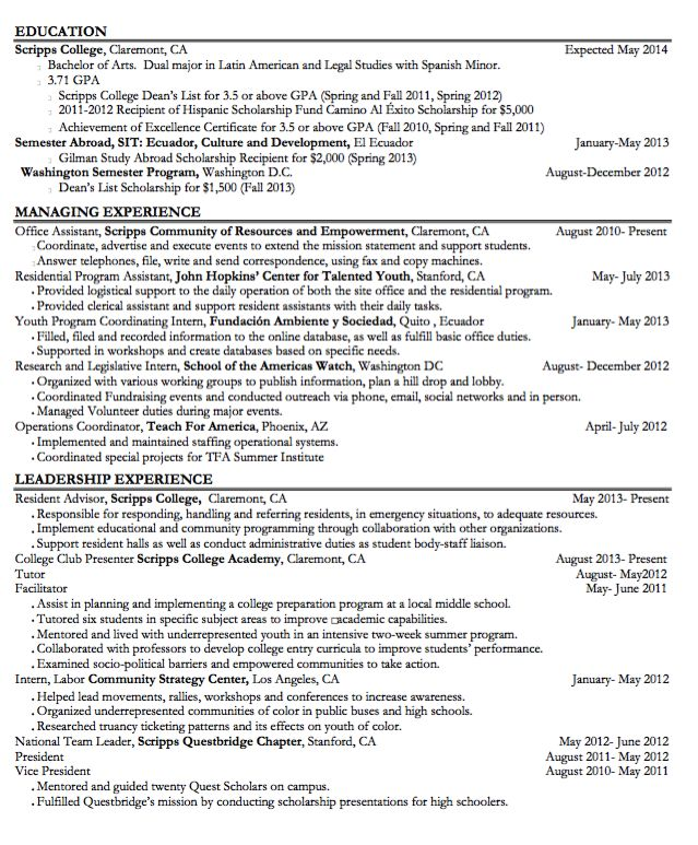 Best 25+ Office assistant resume ideas on Pinterest - sample resume for office assistant