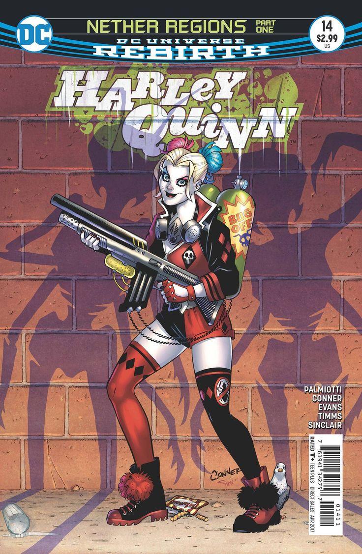 HARLEY QUINN #14 (2017)