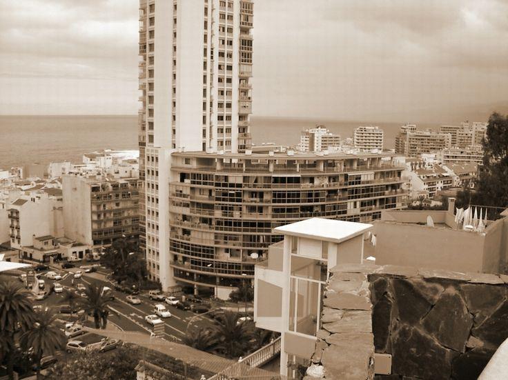Edificio Belear terminado en la actualidad Puerto de la Cruz, Tenerife