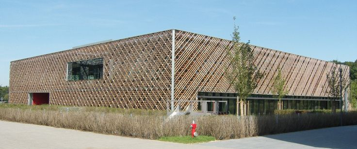 Ludwigs-Maximilians-University Munich, Canteen and Day-Care Center for the Campus Martinsried - Structural Design - Engineering Structures - Mayr | Ludescher | Partner