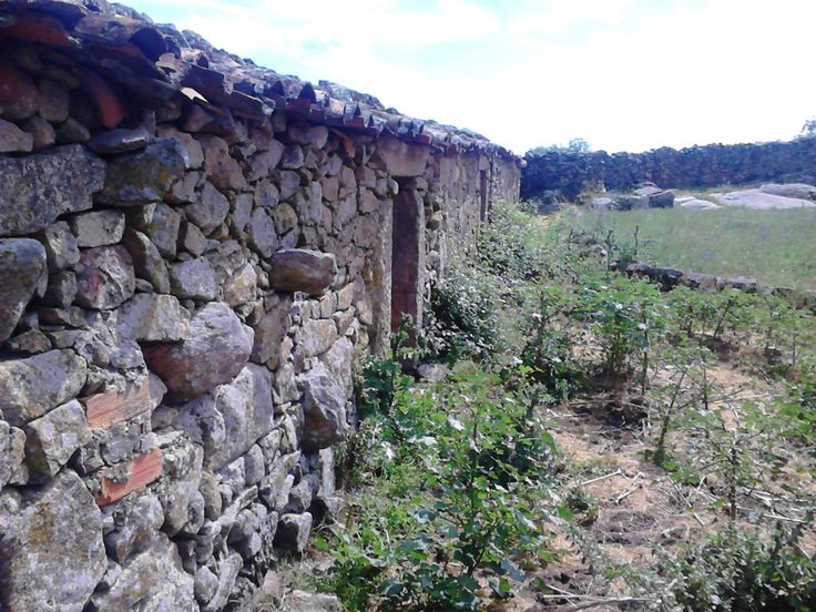 Construcciones agrarias atemporales en Los Pajares